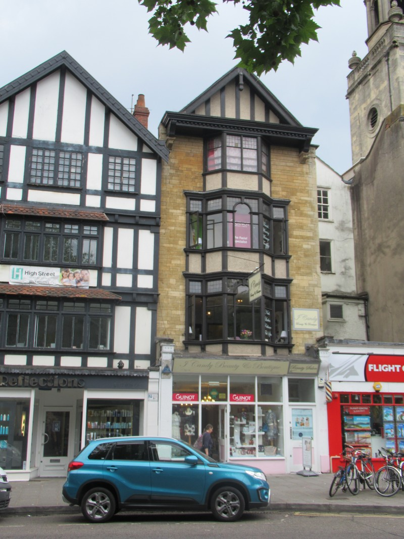 View Full Details for 45 High Street, Bristol, City Of Bristol - EAID:2625280308, BID:Bristol