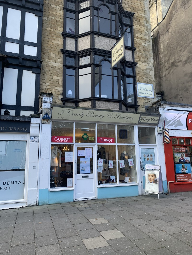 View Full Details for 45 High Street, Bristol - EAID:2625280308, BID:Bristol