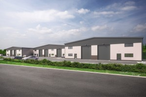Coming soon...Major new industrial development targeting owner occupiers