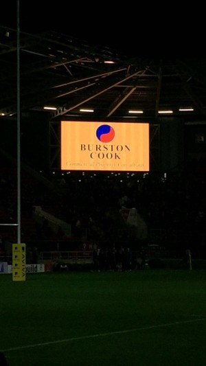 Proud to support Bristol Rugby